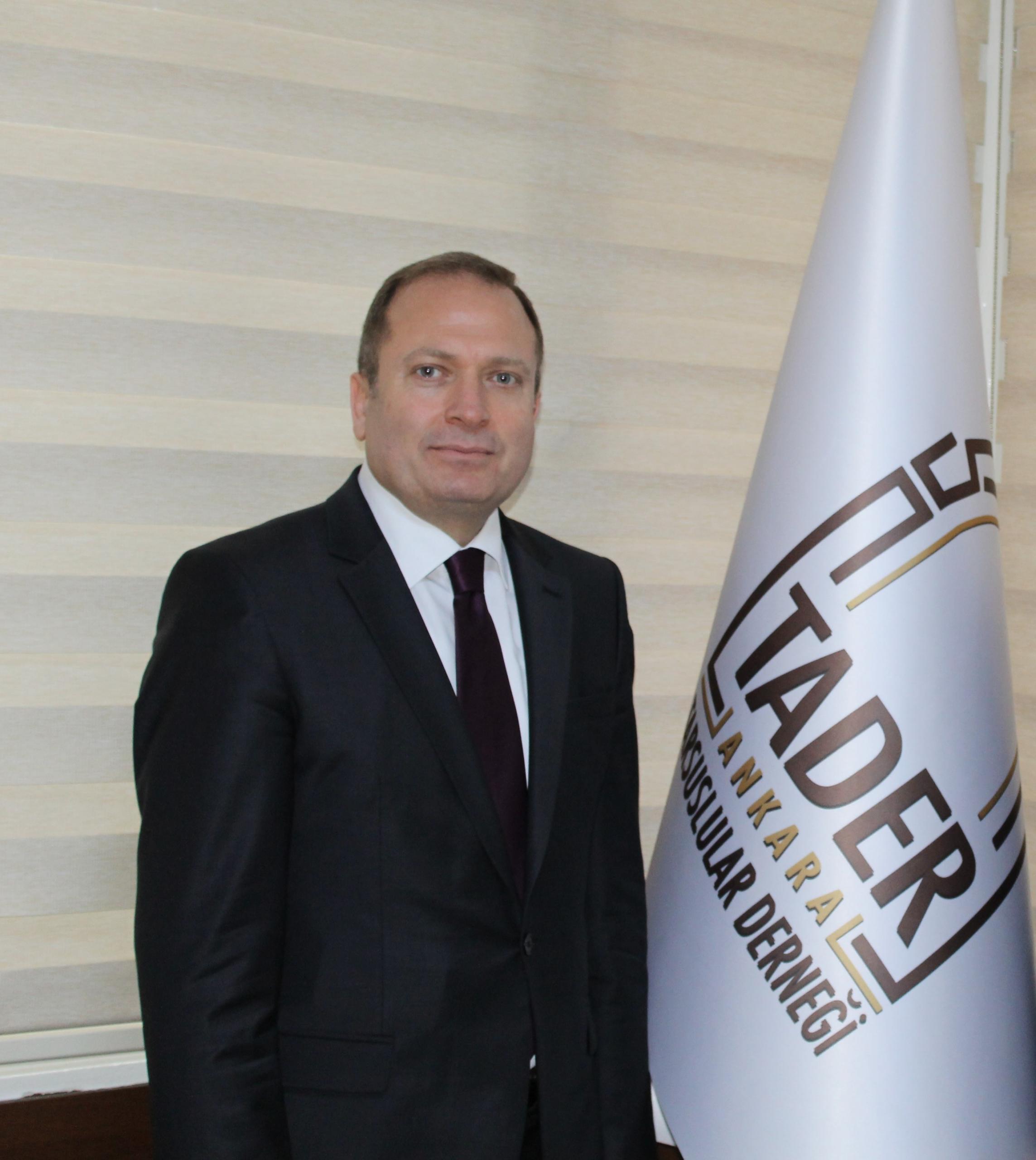 Ankara Tarsuslular Derneği (TADER) Başkanı Semih ÖZSU Kurban Bayramı nedeniyle mesaj yayımladı.