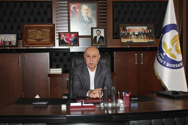 Tarsus Ticaret Borsası Başkanı Murat Kaya, Ramazan Bayramı nedeniyle mesaj yayımladı