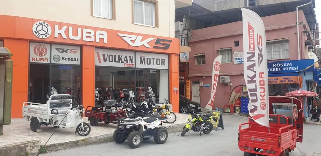 VOLKAN MOTOR