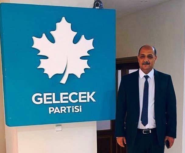Gelecek Partisi Mersin'de hareketlendi.!