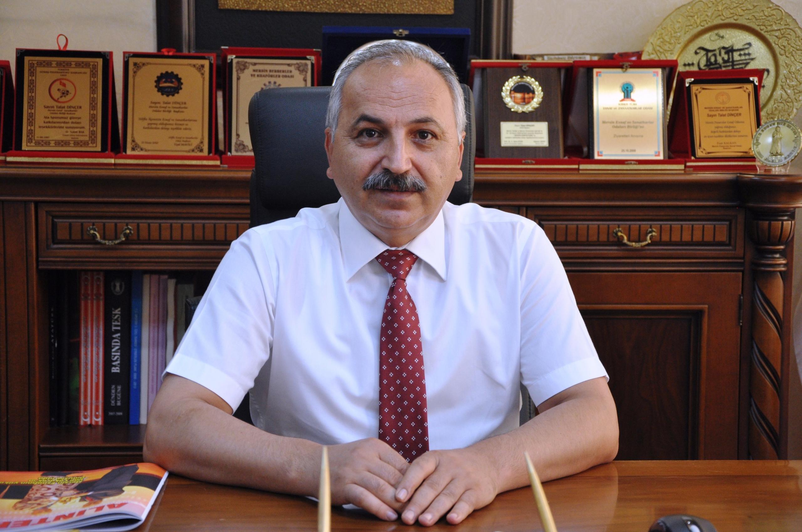 """Başkan Dinçer, """"Servisçi esnafımızın mağduriyetini gideriyoruz"""""""