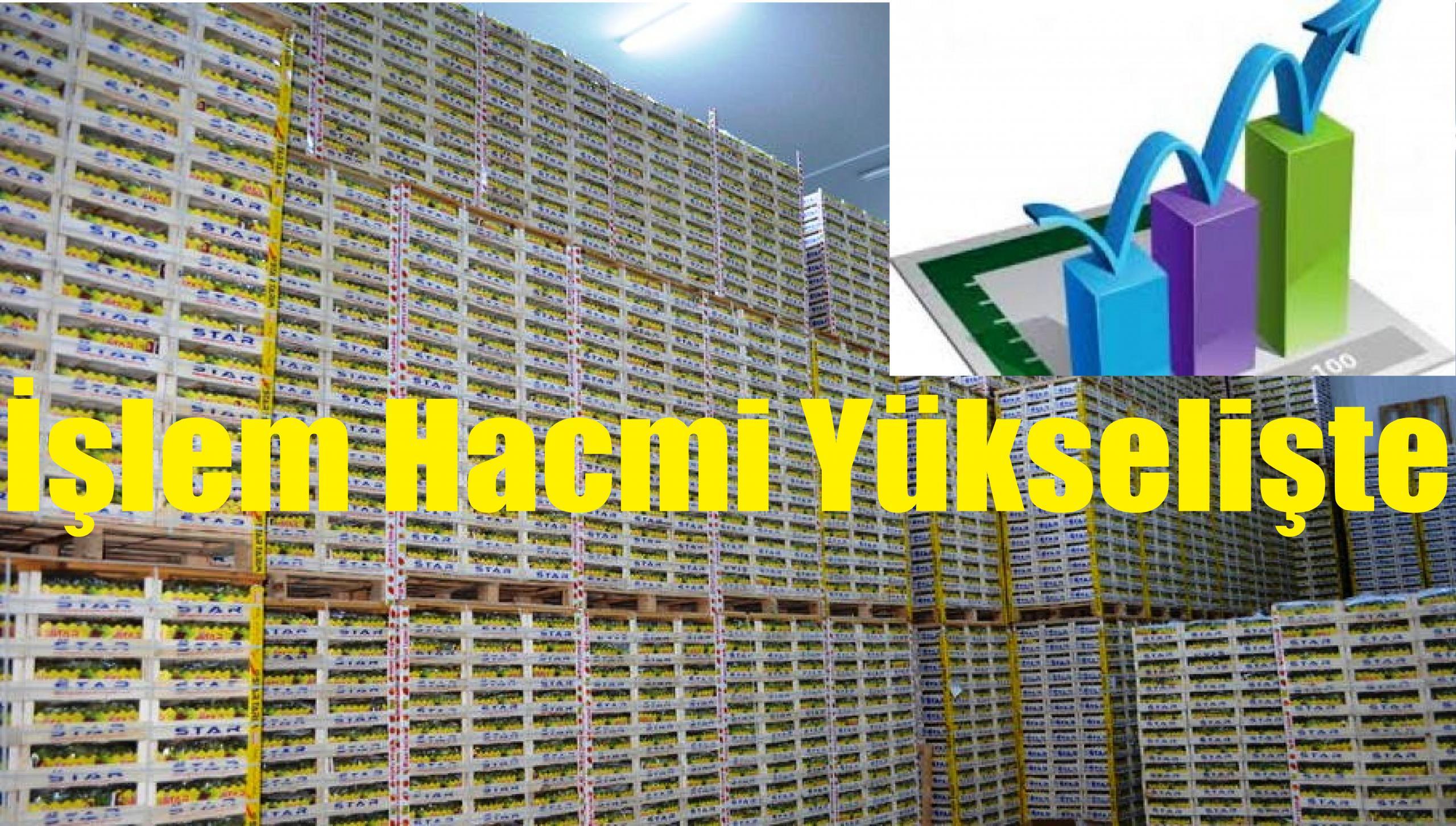 """Tarsus Ticaret Borsası: """"Yılın İlk 7 Ayında 2 Milyar TL İşlem Yapıldı"""""""