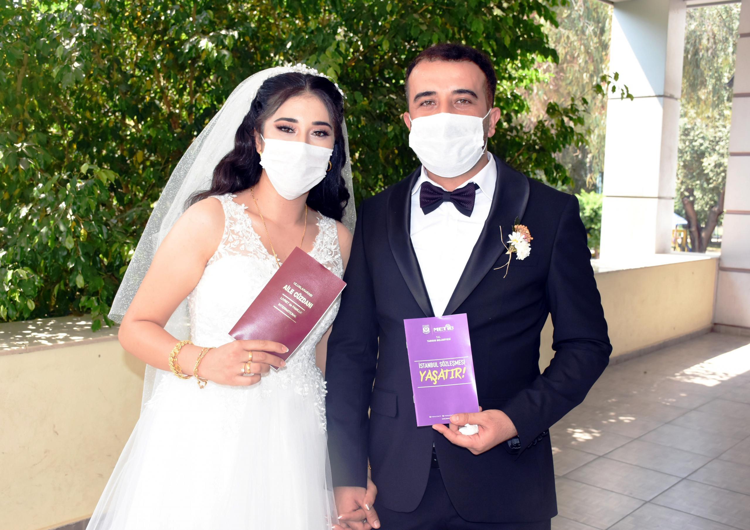 Yeni Çiftlere İstanbul Sözleşmesi…