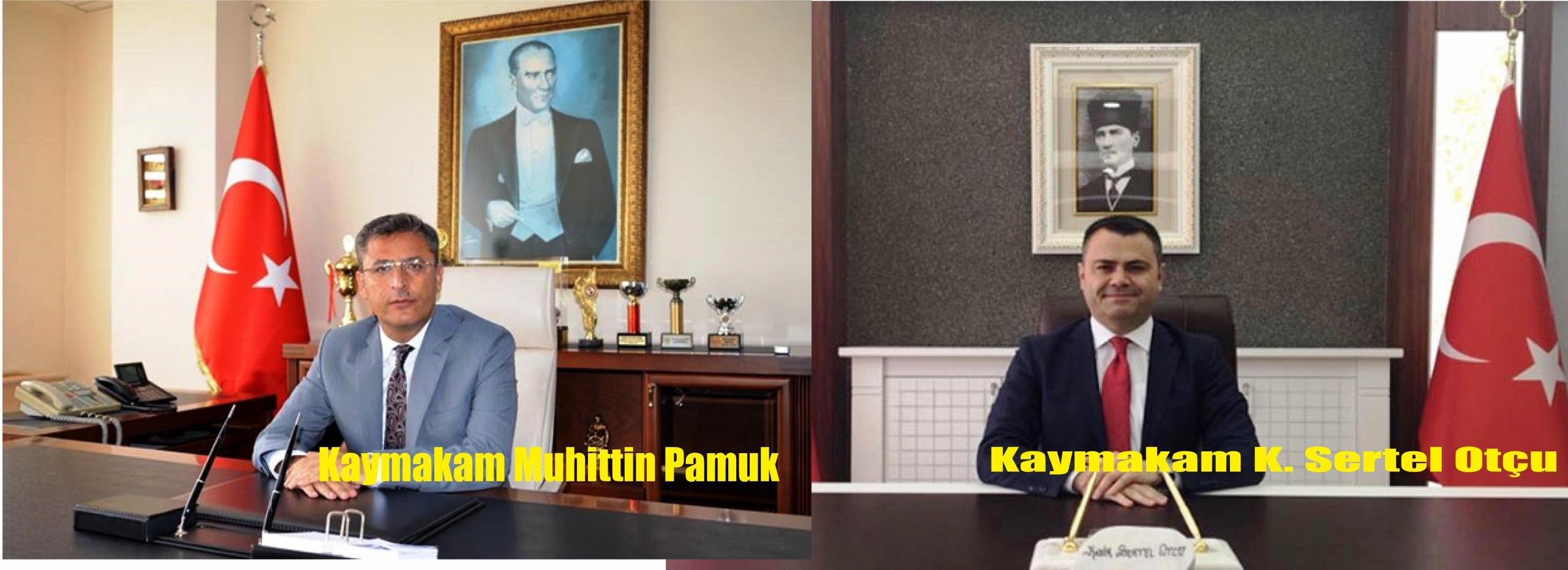 TARSUS KAYMAKAMI İZNE AYRILDI
