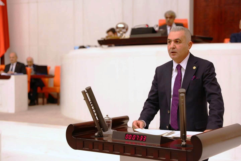 Milletvekili Şimşek:Sözleşmeli Personellerin Uykuları Kaçıyor