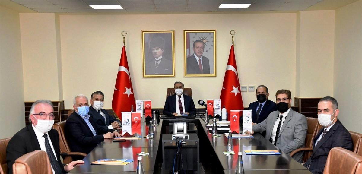"""""""Akdeniz Mesleki Eğitim Atölyeleri Projesi"""" Protokol İmza Töreni Gerçekleştirildi"""