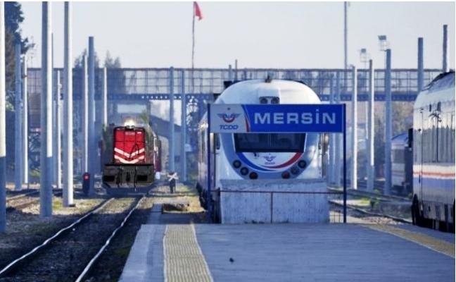 """Baki Şimşek""""Mersin-Tarsus-Adana Arası Tren Seferlerini Başlatın"""""""