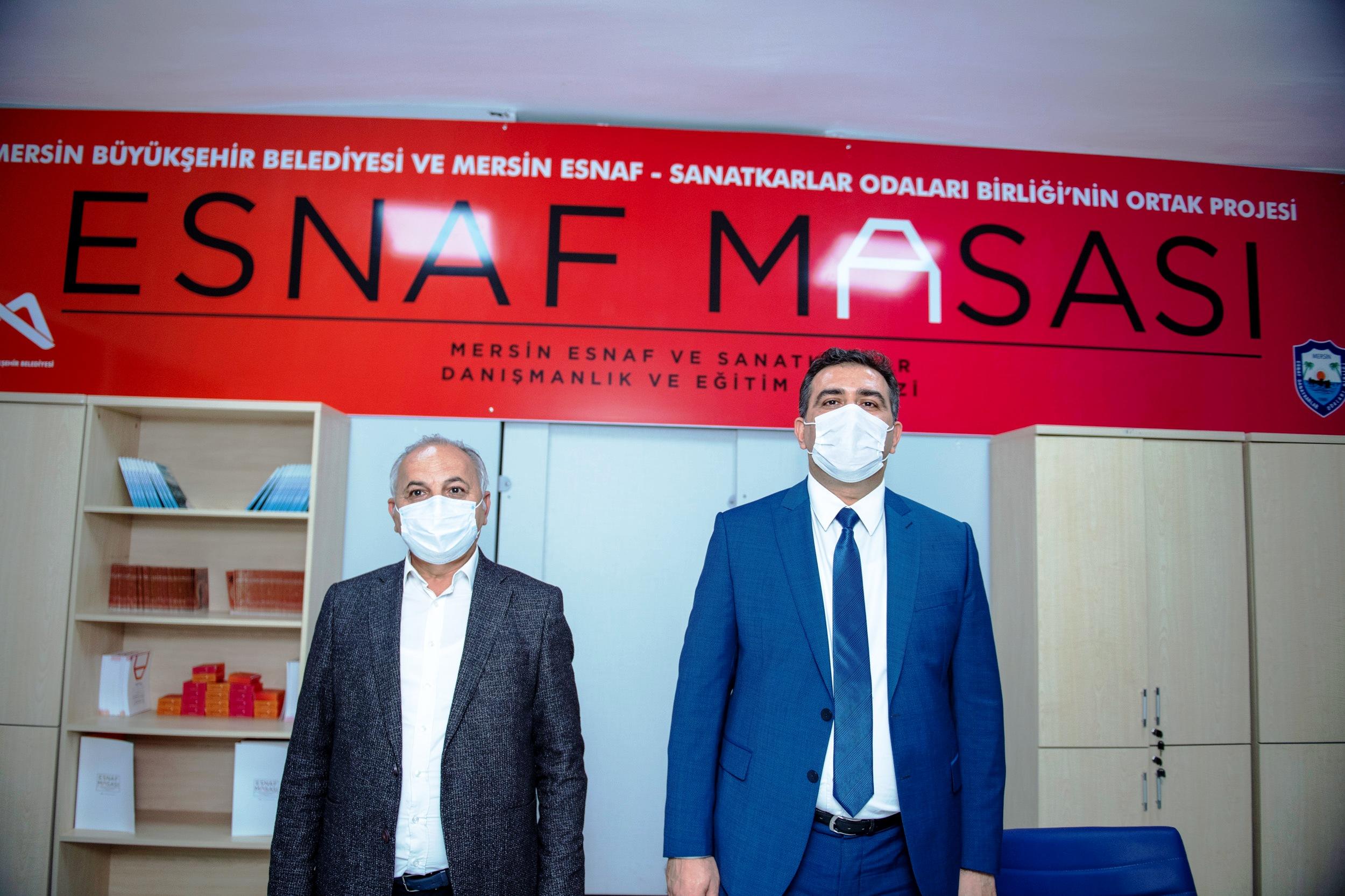 ESNAFA SU FATURASI DESTEĞİ İÇİN BAŞVURULAR ALINMAYA BAŞLADI