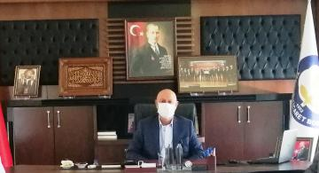 """BAŞKAN KAYA:DEMOKRASİ MÜCADELESİNİN ADI """"15 TEMMUZ """""""