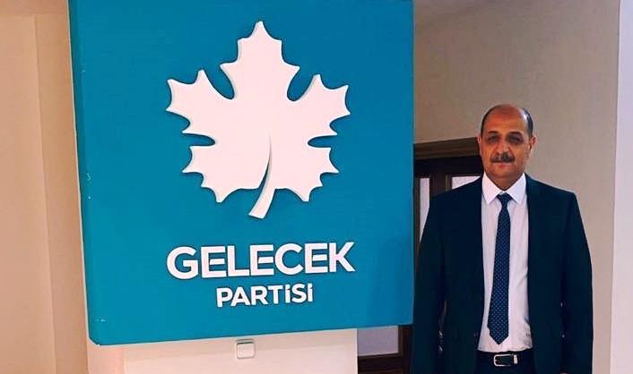 """GELECEK PARTİSİ MERSİN İL BAŞKANI HAMİT KARIŞ: """"SEÇİME HAZIRIZ"""""""