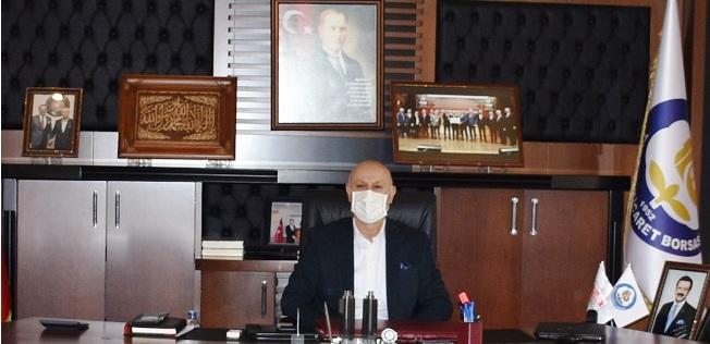 Başkan Murat Kaya, gücünü halktan ve kanunlardan alan Türk Polisi gerektiğinde canını hiçe sayarak görevini her zaman fedakarca yapmaktadır