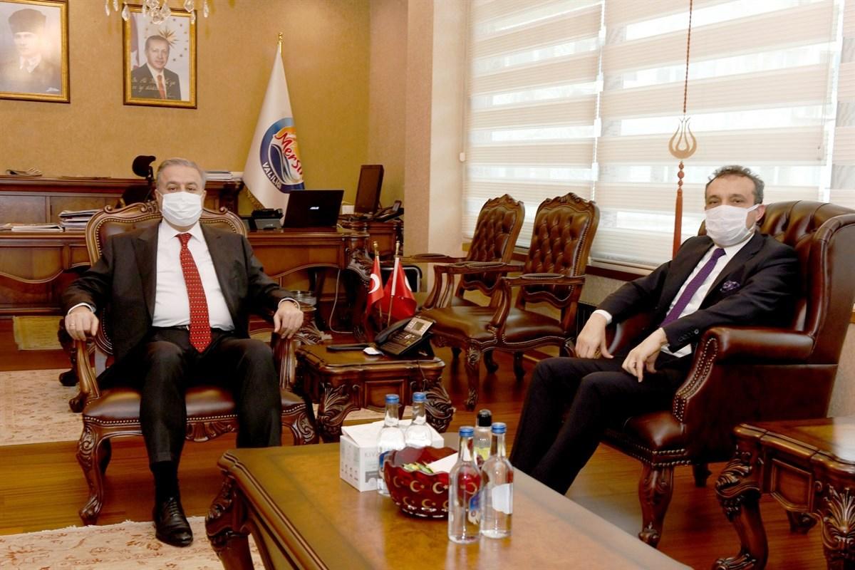 Mersin Cumhuriyet Başsavcısı Mustafa Ercan Yargıtay Üyeliğine atandı