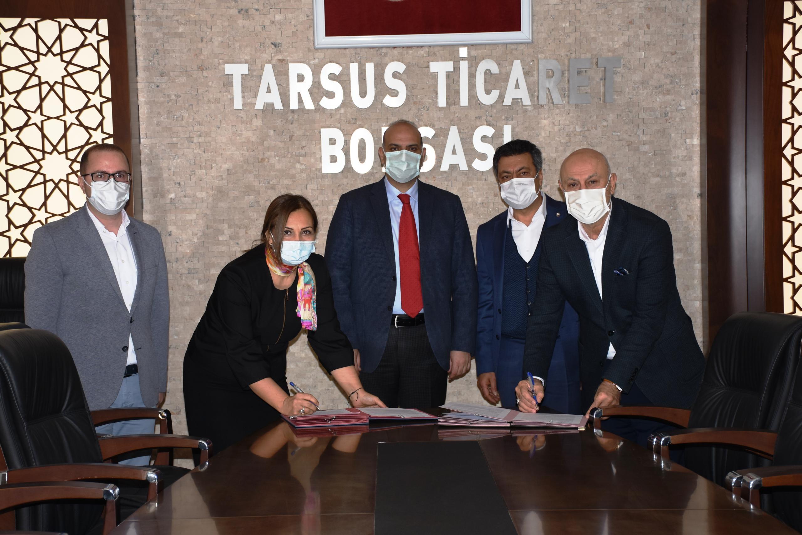 """TB """"Paraf Kredi Kartı Tedarik Zinciri Finansmanı Projesi"""" protokolü imzaladı"""