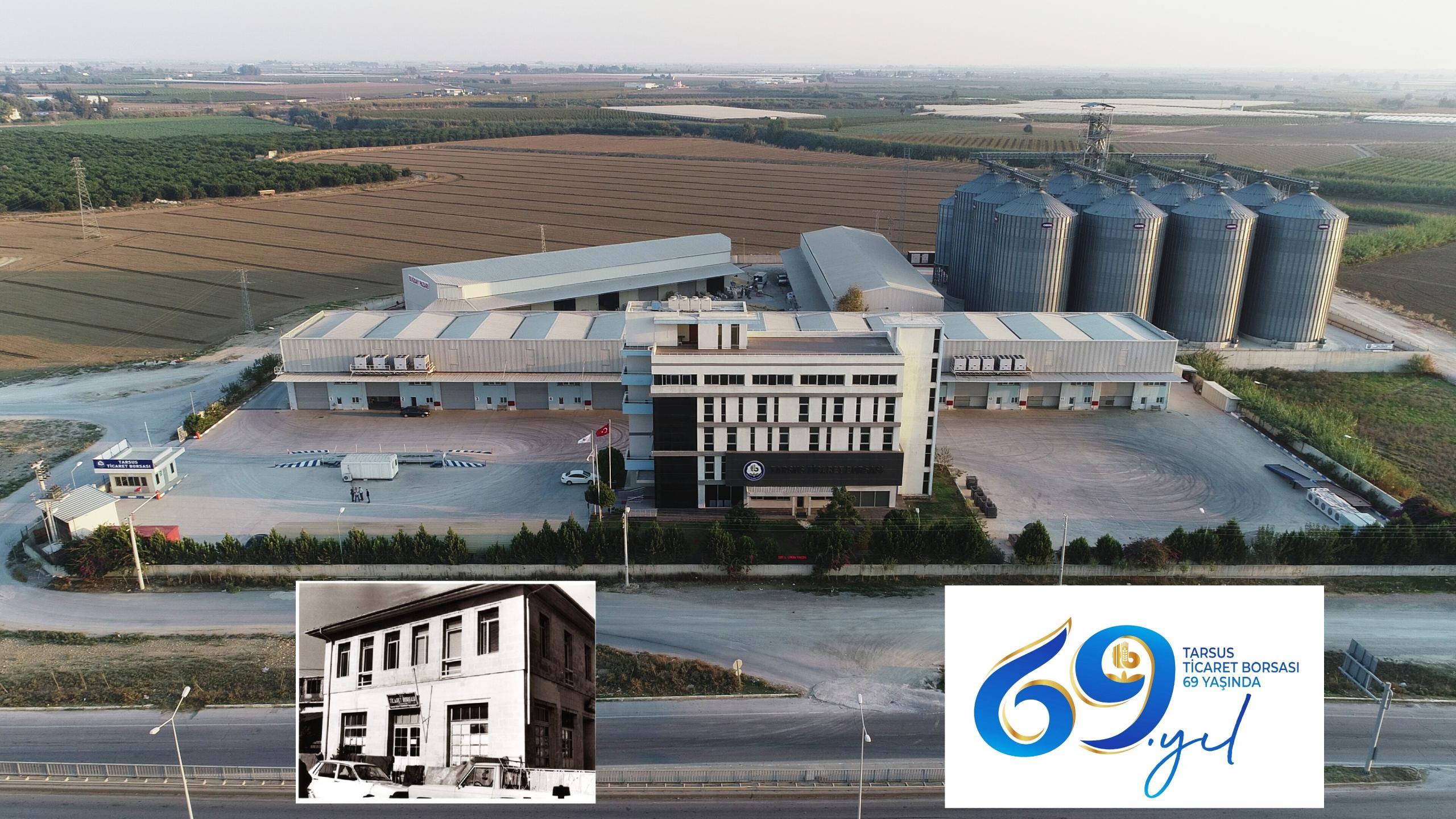 Tarsus Ticaret Borsası 69 Yaşında