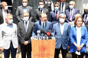 Ticaret Bakanı Muş: Ele Geçen Kokainle İlgili Tüm Verileri Yargı Makamlarına İlettik