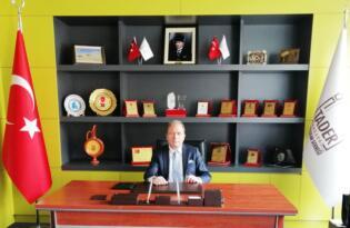 """TADER Başkanı Semih Özsu """"19 Ekim Muhtarlar Günü"""" dolayısıyla bir mesaj yayımladı…"""